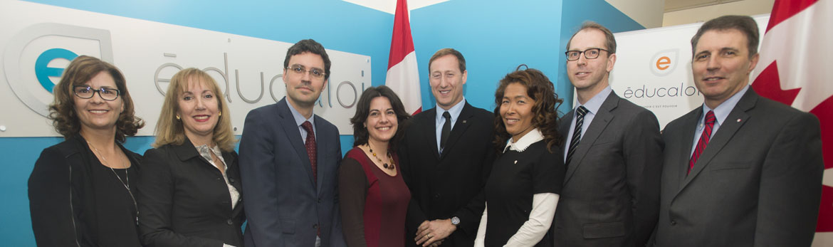 Government of Canada supports legal education and training for youth workers and youth involved in the justice system